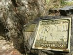 Hovell Tree Plaques : 16-08-2012
