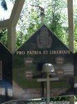 Hungarian War Memorial : 30-November-2011