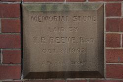 Memorial Stone 1 : 22-October-2014