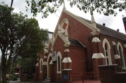 Uniting Church : 22-October-2014