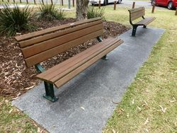 Memorial Seats : 18-November-2014