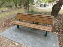 Memorial Seat : 18-November-2014