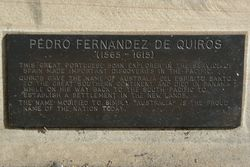De Quiros Plaque:02-June-2015