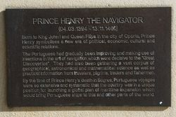 Prince Henry Plaque :02-June-2015