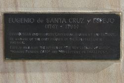 Santa Cruz Plaque : 02-June-2015