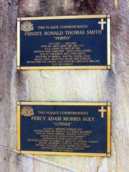 Smith & Suey Plaques :10-July-2016