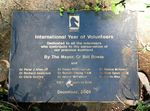 International Year of Volunteers : 29-November-2011