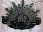 Australian Commonwealth Military Forces Insignia : 17-09-2012