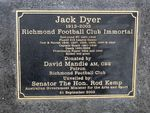 Jack Dyer : 14-November-2011