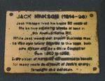 Jack Hinkson : 25-April-2011