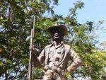 Jack Jugarie Statue