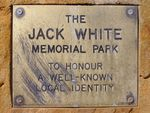 Jack White Inscription : 31-July-2014