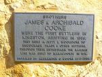 James + Archibald Cooke