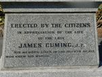 James Cumig Memorial