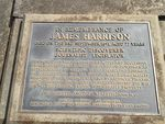 James Harrison Inscription Plaque : 20-09-2013