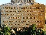James Irvine : 25-June-2011