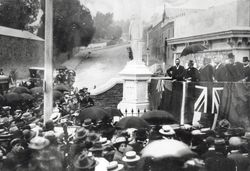 15-August-1903 : Unveiling : State Library of South Australia - B-63882