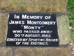 Montgomery Plaque Inscription : 27-05-2014