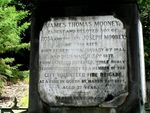 James Mooney Memorial Inscription