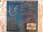 Japanese Bombing Plaque