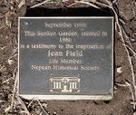 Jean Field : 01-October-2011
