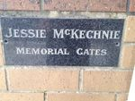 McKechnie Inscription : December 2013