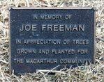 Joe Freeman : 14-May-2013