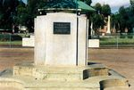 John Curtin Monument