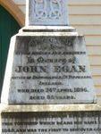 John Egan : 01-March-2013