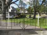 Johnson War Memorial Gates