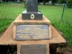 Joseph Tamwoy Plaque & Memorial Inscription: 05-03-2013