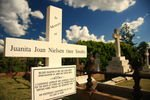 Juanita Nielsen Memorial Cross