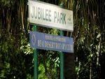 Jubilee Park Sign