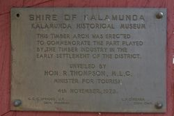 Plaque Inscription:24 -August-2015