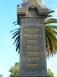 Kangaroo Flat Soldiers Memorial