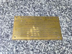 Inscription Plaque : 15-December-2014