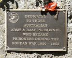 Korean War Memorial : 5-March-2012