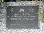 Korean War Memorial : 21-March-2012