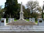 Koroit War Memorial : 25-June-2011