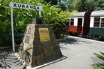 Kuranda Railway Cairn