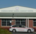 Kyabram & District Memorial Community Hospital : 21-July-2012