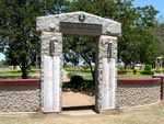 Laidley Memorial Park Gates