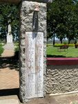 Laidley Memorial Park Gates Honour Roll Right