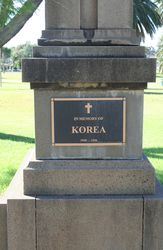 Korea Plaque : 06-March-2015