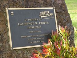 Laurence Cripps : 30-october-2014