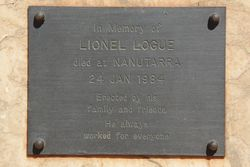 Plaque Inscription: 09-August-2015