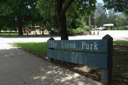 Lions Park: 29-December-2015