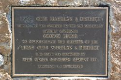 Plaque Inscription : 19-March-2015