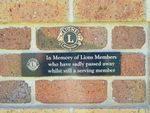 Lions Members : 30-December-2012