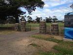 Little River Memorial Gates : October 2013